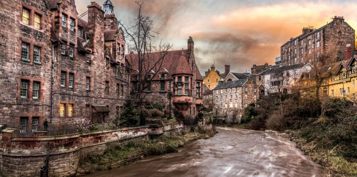 Identify the best places to live in Scotland in 2019